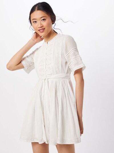 Superdry Kleid 'ELLISON' in weiß, Modelansicht