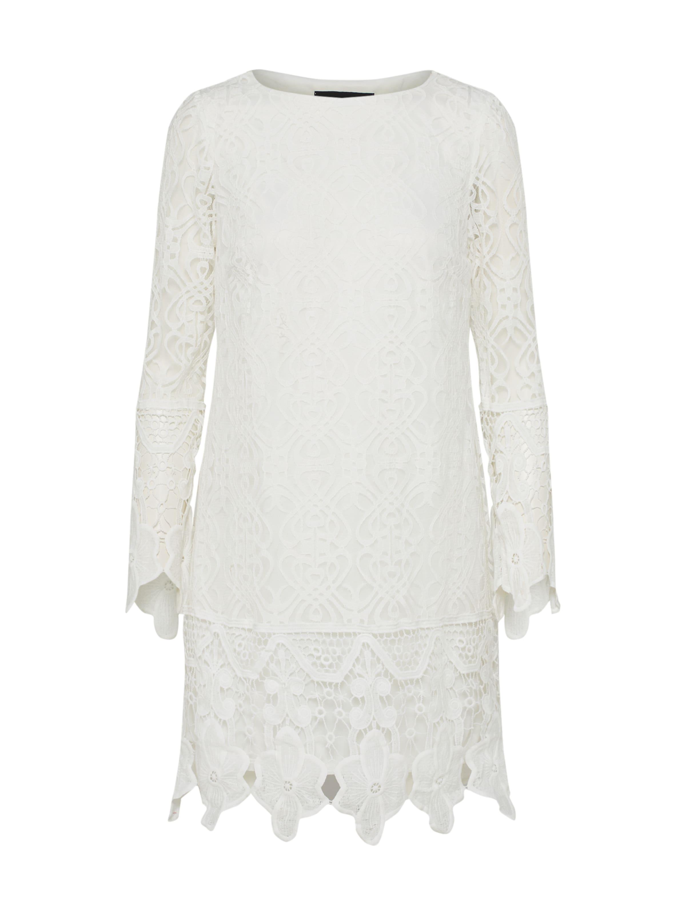 En Blanc Mela London London Mela Robe 8n0PkXwO