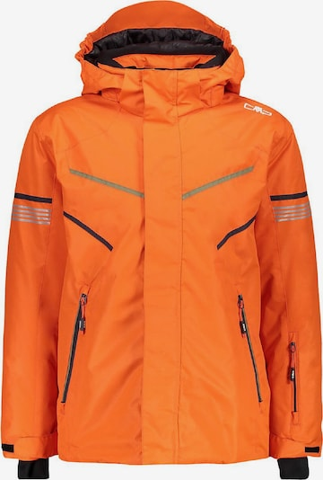 CMP Jacke ' Boys Snaps Hood Jacke ' in orange, Produktansicht