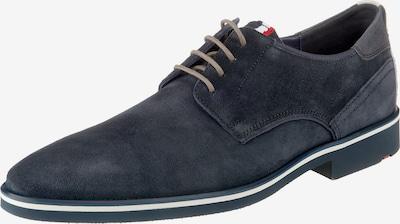 LLOYD Buty sznurowane 'JERSEY' w kolorze ciemny niebieski / białym, Podgląd produktu
