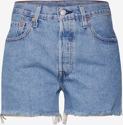 LEVI'S Shorts '501®' in blue denim, Produktansicht