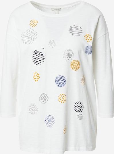 ESPRIT Shirt in de kleur Offwhite, Productweergave