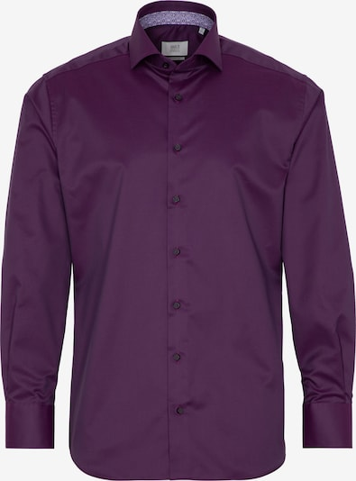 ETERNA Langarm Hemd MODERN FIT in lila, Produktansicht