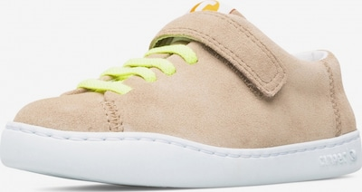 CAMPER Sneaker 'Peu Touring' in beige / gelb, Produktansicht