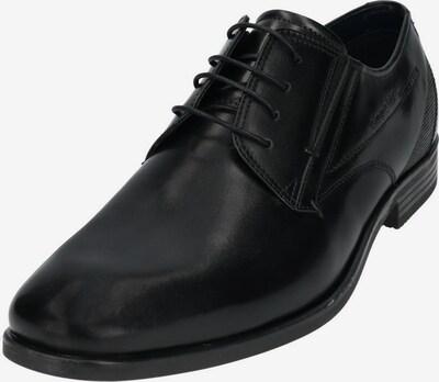 bugatti Veterschoen in de kleur Zwart, Productweergave