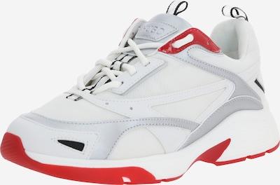 HUGO Sneaker 'Gilda_Runn_Nl' in rot / weiß, Produktansicht