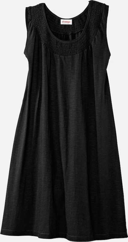 sheego casual Süßes Shirtkleid