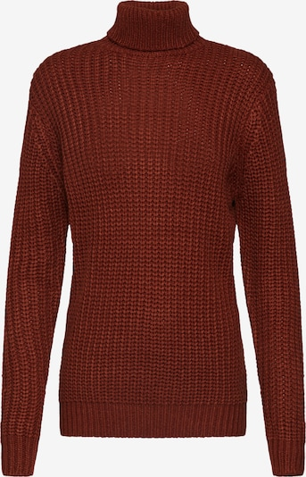 b.young Pullover 'BYMARISA' in weinrot, Produktansicht