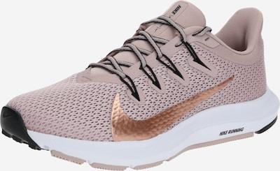 Sneaker de alergat NIKE pe bronz / roz, Vizualizare produs