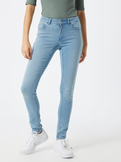 ONLY Jeans in blue denim: Frontalansicht