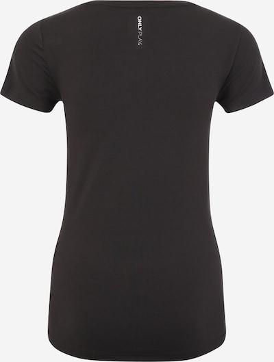 ONLY PLAY Shirt 'Clarissa' in schwarz: Rückansicht
