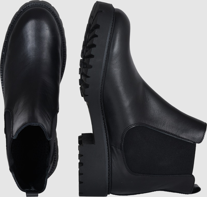 Zign | Chelsea-Boot mit robuster robuster mit Sohle c8d939
