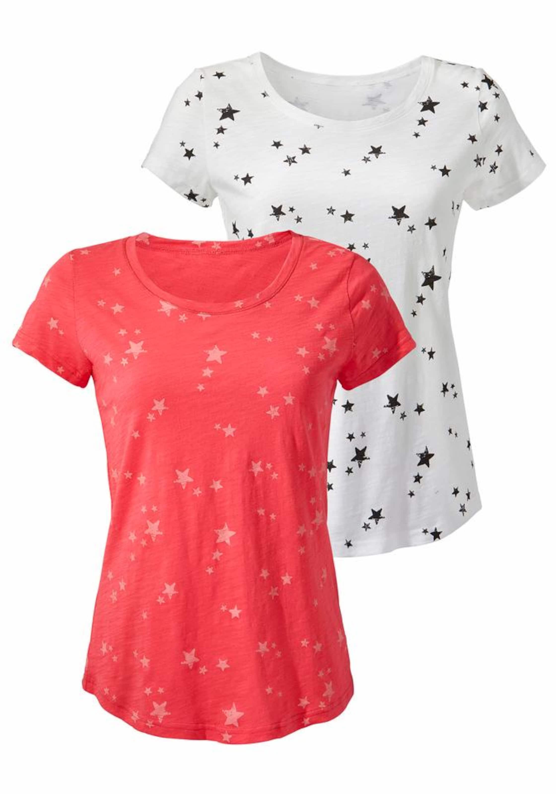 T T KoralleWeiß Vivance StückIn Vivance Vivance StückIn shirt2 shirt2 KoralleWeiß IYWHD29eEb