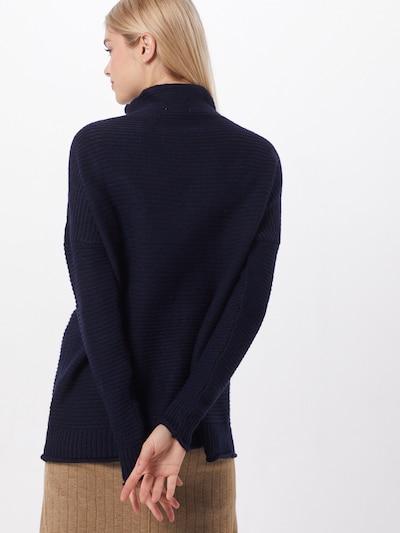 Megztinis 'TOFEDO' iš LTB , spalva - tamsiai mėlyna: Vaizdas iš galinės pusės