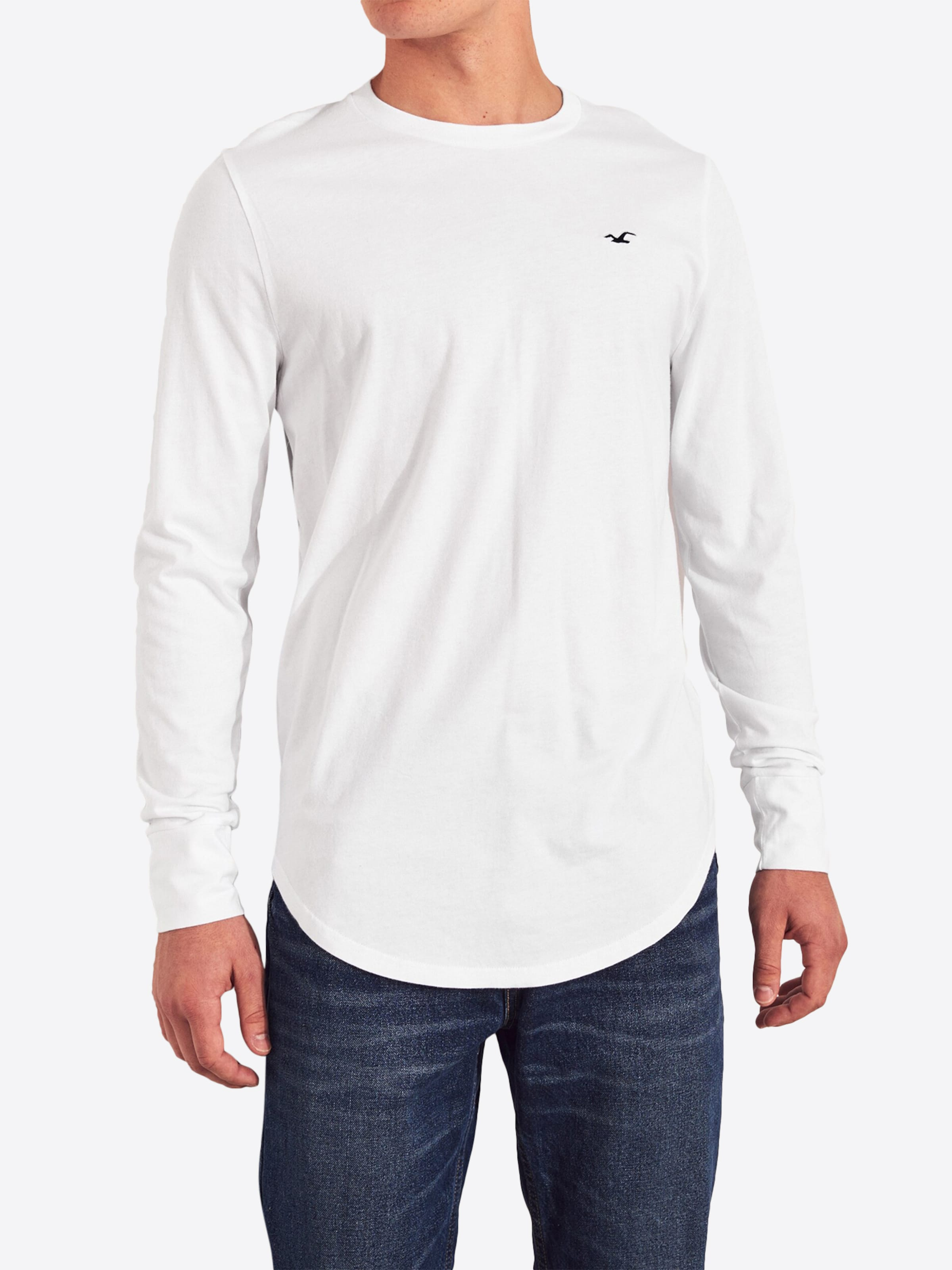 Hollister Shirt In In Shirt Weiß Hollister Hollister Weiß Shirt FK35ulT1Jc