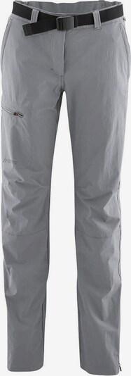 Maier Sports Hose 'Inara Slim Stretch Hose' in grau, Produktansicht
