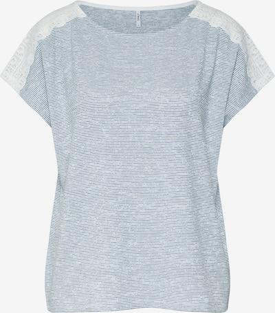 ONLY Majica 'MIRA' u plava / bijela, Pregled proizvoda