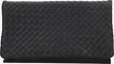 ABRO Tasche 'Piuma Weaving' in schwarz, Produktansicht