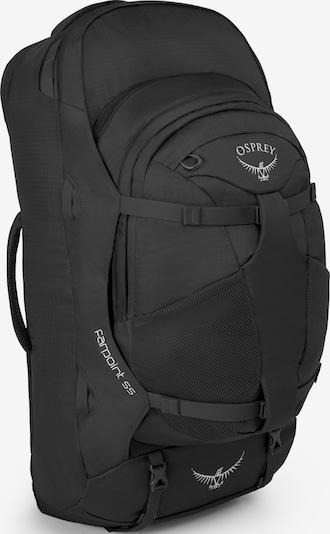 Osprey Sportrugzak in de kleur Donkergrijs, Productweergave