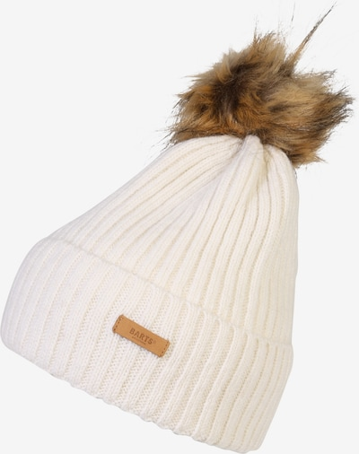 Barts Mütze 'Augusti' in creme, Produktansicht
