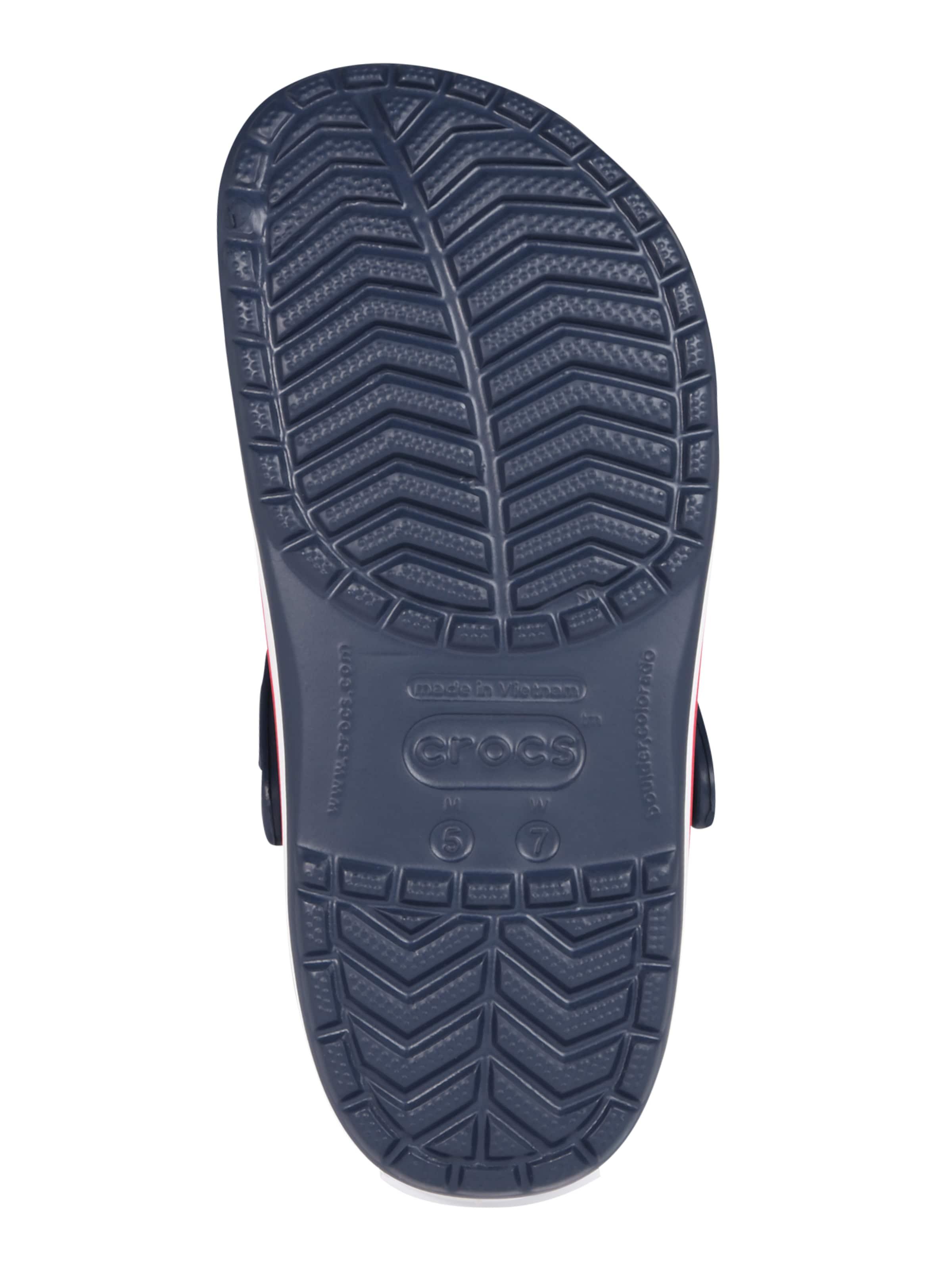 Navy 'crocband' Crocs Pantolette Pantolette Pantolette 'crocband' Crocs In Crocs In Navy 4Rj35AL