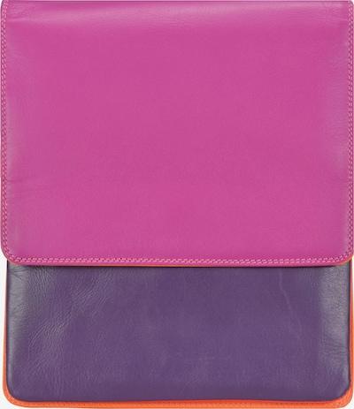 mywalit Umhängetasche in lila / dunkellila / orange, Produktansicht