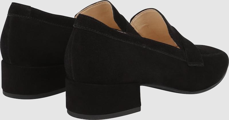 Haltbare Mode billige Schuhe Högl | Slipper aus Veloursleder Veloursleder Veloursleder Schuhe Gut getragene Schuhe cfe3d8