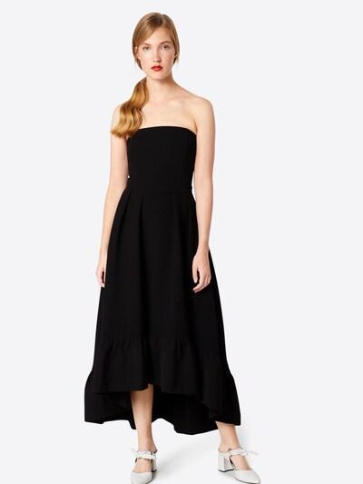Four Flavor Kleid in schwarz, Modelansicht