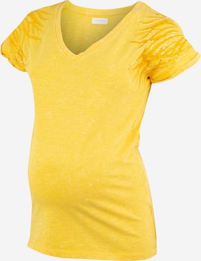 sárga MAMALICIOUS Póló 'ANNABELL A.', Termék nézet