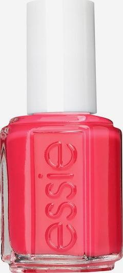 essie Nagellack 'Rottöne,' in cranberry, Produktansicht