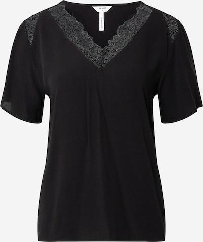 OBJECT Shirt 'OBJBEA' in schwarz, Produktansicht