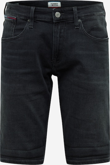 Tommy Jeans Jeans 'Ronnie' in black denim, Produktansicht