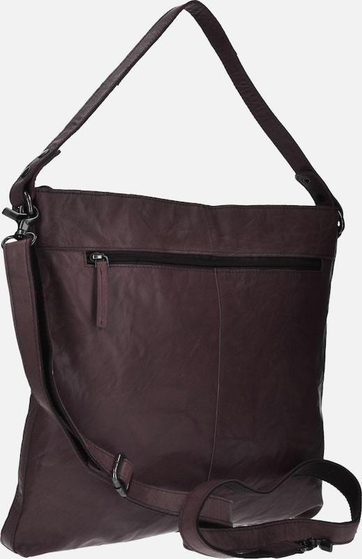 Spikes & Sparrow Bronco Shopper Tasche Leder 35 cm