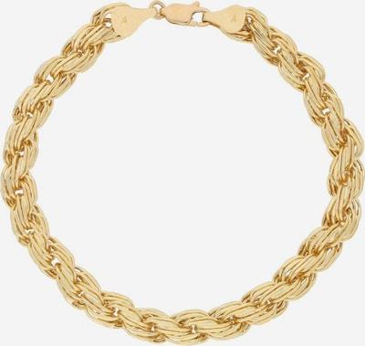 FIRETTI Goldarmband in gold, Produktansicht