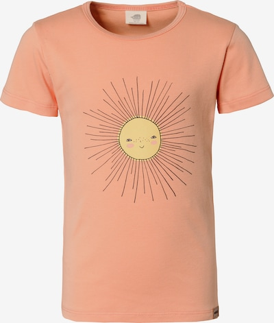 Walkiddy T-Shirt in gelb / apricot, Produktansicht