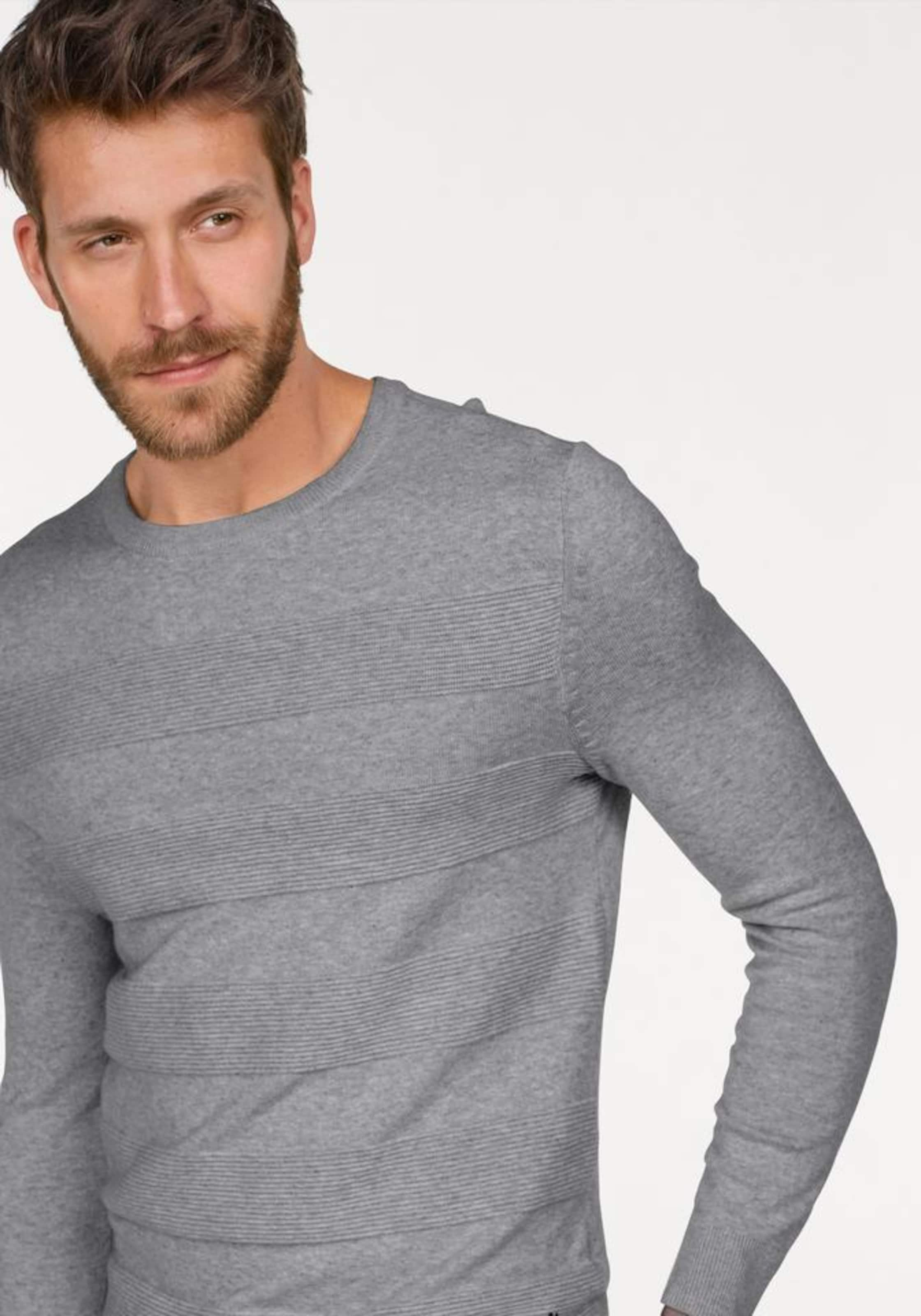 Banani Pullover Graumeliert Bruno In Pullover Bruno Graumeliert Banani In u1JTK3Fcl