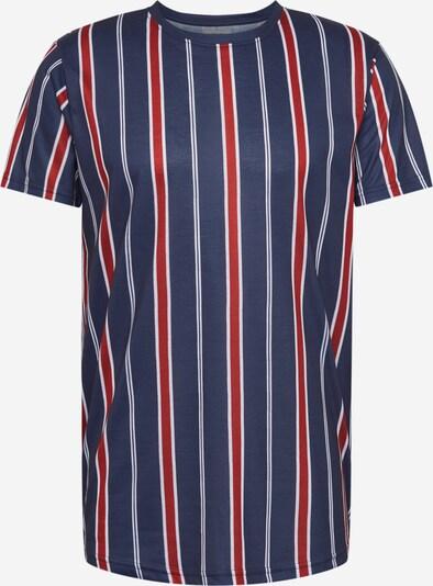 Redefined Rebel Tričko 'RRRoss' - modrá / červená, Produkt