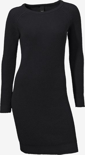 heine Robes en maille en noir, Vue avec produit