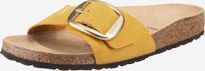 BIRKENSTOCK Pantolette 'Madrid' in senf, Produktansicht