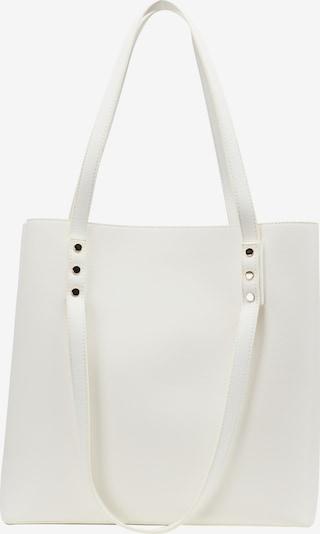 Usha Shopper in White, Item view