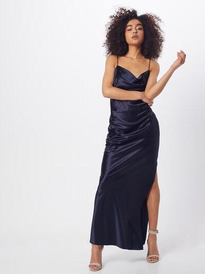 Samsoe Samsoe Večerné šaty 'Apples' - tmavomodrá, Model/-ka