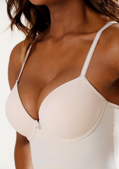 LASCANA Push-up-Body in nude, Produktansicht