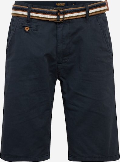 INDICODE JEANS Chino-Shorts 'Royce' in navy, Produktansicht