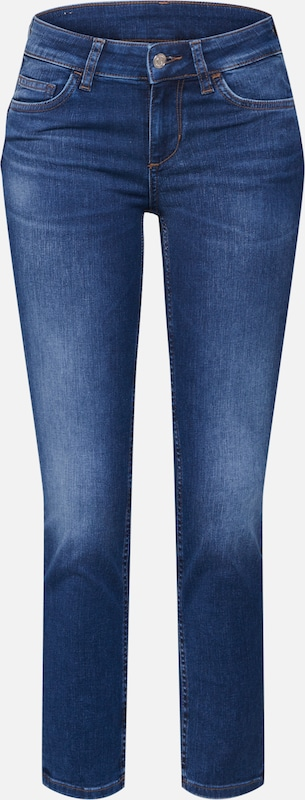 LIU JO JEANS Jeans 'B.UP MONROE REG.W.' in blue denim, Produktansicht
