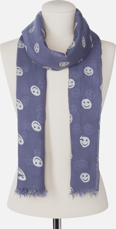 CODELLO Schal mit Smiley-Print