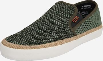 SCOTCH & SODA Спортни обувки Slip On 'Izomi' в зелено