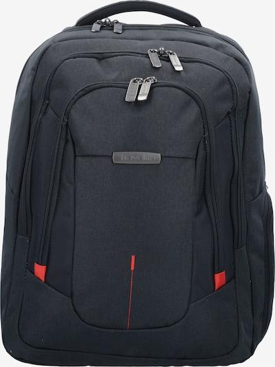 TRAVELITE Rucksack '@Work' in rot / schwarz, Produktansicht