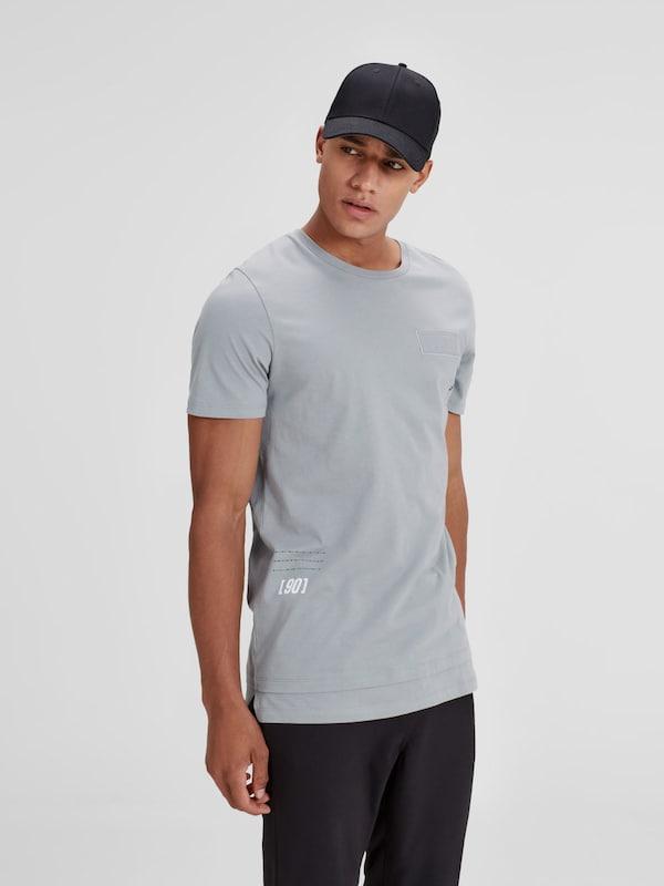 JACK & JONES T-Shirt Longline