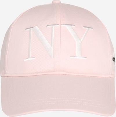 rózsaszín Calvin Klein Jeans Sapkák 'NYCK CAP', Termék nézet