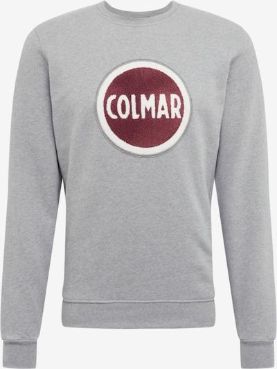 Colmar Sweatshirt 'Sounds' in de kleur Grijs, Productweergave